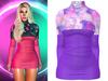 !PCP :: Monica Dress [Galaxy Candy]