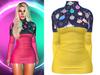 !PCP :: Monica Dress [Galaxy Uniplanets]