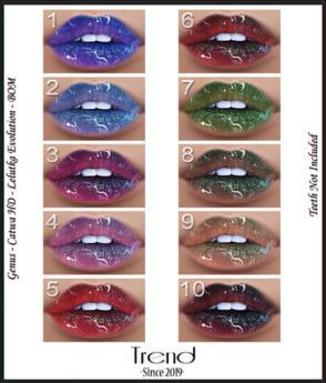 TREND - Enigma Lip Gloss - Fatpack