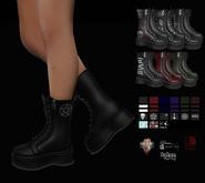 DL - Combat Boots