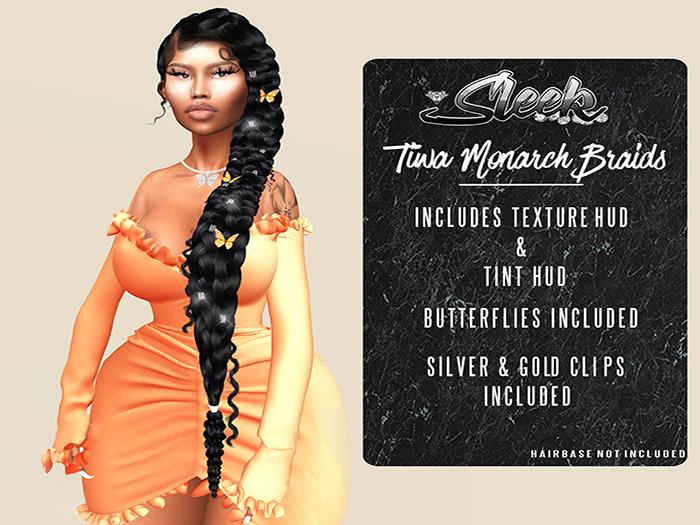 [Sleek] Tiwa Monarch Braid