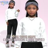 Aysia Youth Shape (genus babyface + bebe youth)