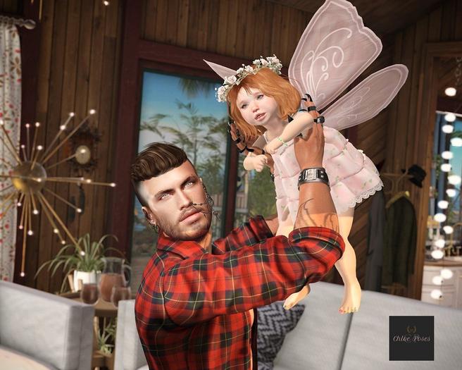 ..::Chloe Poses::.. - Dad's Princess