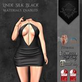 **Mistique** Linde Silk Black{wear me and click to unpack)
