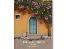 MINIMAL - Bella Backdrop Orange