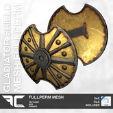 FLECHA Gladiator Shield Mesh Fullperm