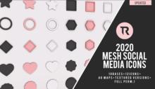 TR - Social Media Icons - 2020