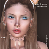 BBK: Kasia Shape (Lelutka Nova) (Add Me) Boxed