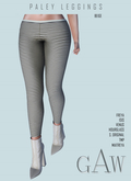 GAW Paley Leggings Beige