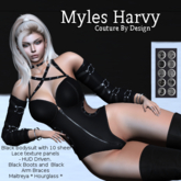 [MH] Couture Maelys Bodysuit, Braces and Boots