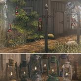 Calm. Autumn Lights - Lantern Kit