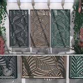 Calm. Leaf Wall Panel . Screen Panels Decor