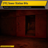 [FYI] Mesh Sewer Station H4a