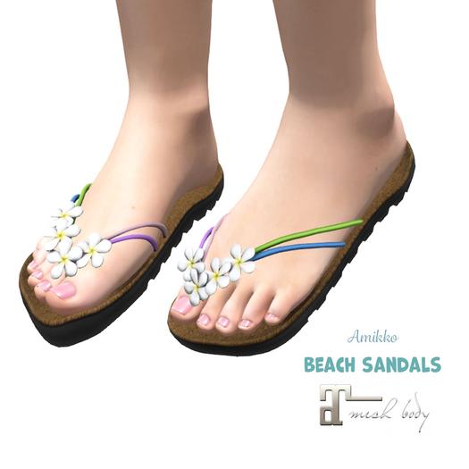 Beach Sandals Maitreya