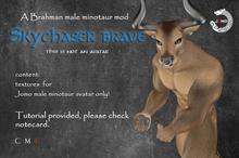 (WEAR ME) Minotaur box Brhaman  mod