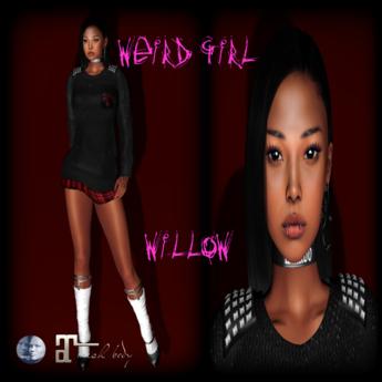 Weird Girl Willow
