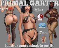 PFC~Primal garter