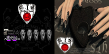 G.I.N - Gravely Love Nail Appliers box *Add* (or Wear)