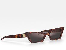 Salvadori - Classic 'Crawford' Cat Eye Sunglasses