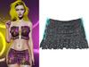 !PCP :: Iris Skirt [Galaxy Constellations]
