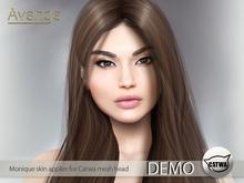 [Avenge] Monique skin applier for Catwa - demo
