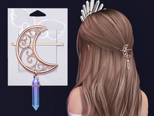Crystalline Hairpiece by Sweet Thing