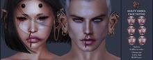 Suicide Gurls - Guilty Unisex Face Tattoo