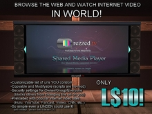 Rezzed TV Media Browser