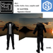 Men's Signiture Gianni Leather Jacket & Jean Outfit-Box