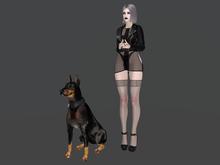 [Px] Xyla Goth StarBody Style