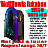 WolfHowls Jukebox 2020
