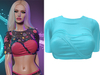 !PCP :: Vega Shirt [Turquoise]