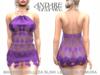 Andare - Ann Dress Purple