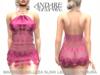 Andare - Ann Dress Pink