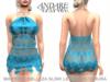 Andare - Ann Dress Ocean