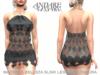 Andare - Ann Dress Black
