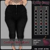 =CB= Cordelia High Waist Pants