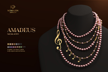 Romazin - Necklaces <Amadeus>, FatPack