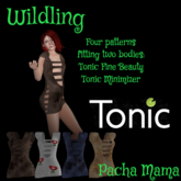 Pacha Mama Wildling for Tonic (add and touch me)