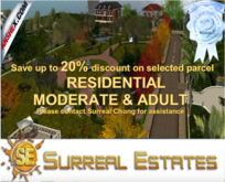 Best Time to get a land. Experience AWESOME Experience at Surreal Estates!