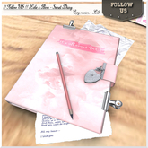 Limited Offer !! Follow US !! Like a Boss - Secret Diary Resize & COPY BOX