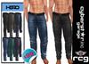 Men's HERO - Casual Jeans with Belt