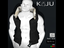 KAJU -  Jimmy Vest Suede (Add and Touch)