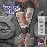 DFF GYPSY JEANS (AGED) #18