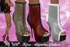 **SD**-RJNA- Mistress Vampire Shoes ( Multicolor )
