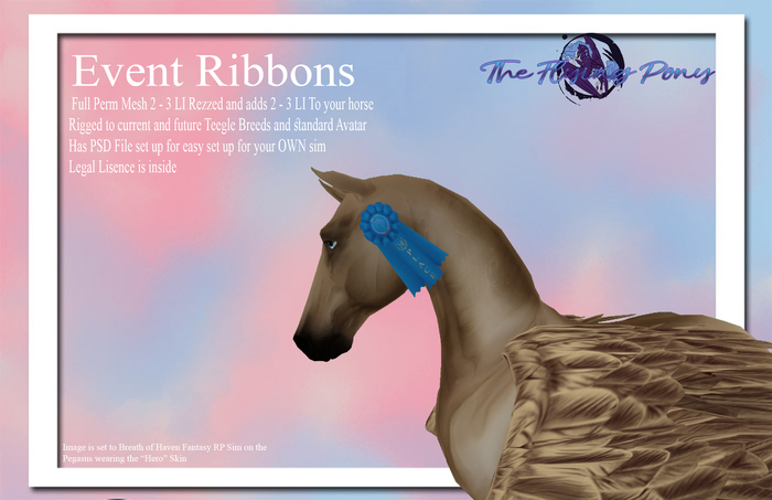 .:[TFP]:. [TEEGLE/ALL] Full Perm Event Ribbon