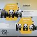 [Rezz Room] Box Panda Animesh FATPACK