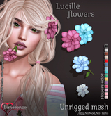 {Limerence} Lucille Flowers accessories