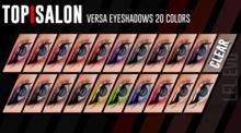 TOP1SALON - HD VERSA EYESHADOW (Lelutka Evolution)