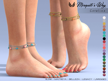 MW - Coraline Anklets